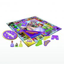 Hasbro A8850 Disneys Sofia The First Monopoly Junior Childrens Board Game - New