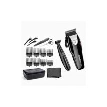 Babyliss For Men 7497CU Mains Clipper With Trimmer Mens Grooming Gift Set Black