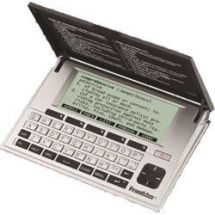 Franklin DMQ1500 Collins Electronic Pocket English Dictionary Thesaurus LCD New