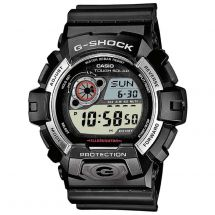 Casio GR8900/1ER Full Auto G Shock Shock Resistant Tough Solar LCD Watch - Black