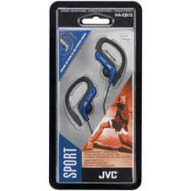JVC HAEB75 Sports In Ear Clip On iPod Headphones Blue