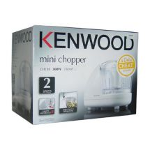 Kenwood CH180 Mini Electric Food Chopper 2 Speed 350ml Bowl Stainless Blade 300w