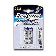 Energizer Ultimate Lithium Battery AAA Size High Power