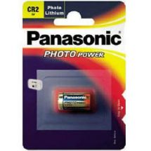 Panasonic CR2 Photo Lithium Camera Battery 3V Cell