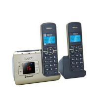 Binatone iDECT Link Plus Twin Pack Cordless Phones & Answering Machine