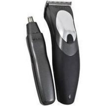 Washable Mens Haircutting Clipper Kit Set Rechargeable