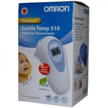 Omron GT510 Medical Baby Ear Thermometer Gentle 1 Second Reading Battery Powered