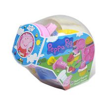 Peppa Pig PEPP005 Cupcake Dough Play Set Dough and Loads of Accessories - New