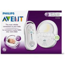 Philips PH-SCD506/05 Talkback Function Night Light and Lullabies Baby Monitor