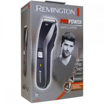 Remington HC5400 Mens Cordless USB Rechargeable Hair Clipper Trimmer New - Black