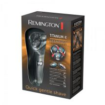 Remington R5150 Triple Head Mens Cordless Rechargeable Shaver Titanium Blades