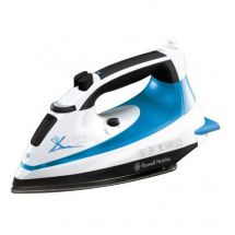 Russell Hobbs 14992 Automatic Steam Xpres Clothes Iron Self Clean 2m Lead Blue