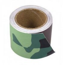 Boyz Toys RY694 Camo Army DPM Style Barrier Decoration Tape Reel 5m Green Black