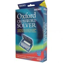 Seiko ER3200 Electronic Oxford Crossword Anagram Solver Spell Checker Thesaurus