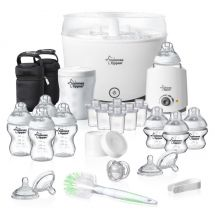 Tommee Tippee Closer To Nature Bottle & Steriliser Kit 423558