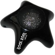 Urbanz Rockstar Rechargeable iPod Mp3 Speakers - Black