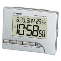 Casio Digital Alarm Clock with Thermometer and Calendar