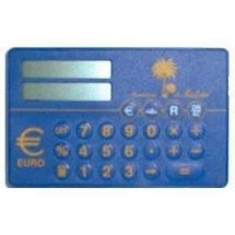Credit Card Size Mini Currency Converting Calculator