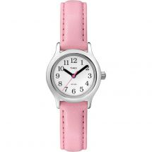 Timex T79081 Easy to Read Dial My First Timex Childrens Kids Wrist Watch - Pink