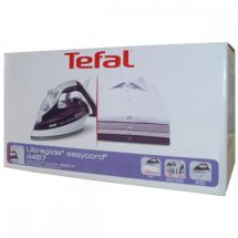 Tefal FV4487 Powerful 2300w Clothes Steam Iron Self Cleaning 270ml Tank Red New