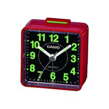 Casio Alarm Clock � Red/Black TQ140