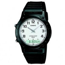Casio Mens Casual Combination Watch Analogue & Digital