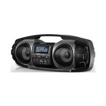 Groov-e GVSP460 SoundBlaster Bluetooth Music System MP3/FM Radio Rechargeable
