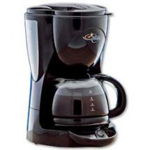 DeLonghi ICM2B 10 Cup Black Filter Coffee Maker Machine