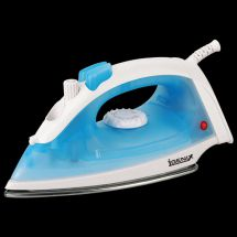 Igenix IG3112 1200W Steam Self Cleaning Iron White/Blue