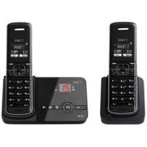 iDect Cordless Bluetooth Phone Answer Machine Twin Pack