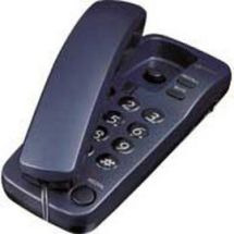 Geemarc Corded Home Phone Visual Ringer Indicator Blue