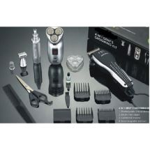 Omega 20900 Mens Grooming Hair Clipper Shaver Nasal Trimmer Clipper Gift Set New