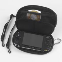 Prostor Nylon Protective Shock Soft Sony PSP Carry Case