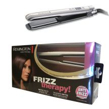 Remington S9951 Ceramic Anti-Frizz Therapy Hair Straightener Floating Plates New
