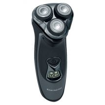 Remington R7130 Triple Head Mens Cordless Rechargeable Shaver Carbon Coat Blades