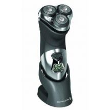 Remington R8150 Triple Head Mens Cordless Rechargeable Shaver Titanium Blades
