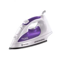 Russell Hobbs 15207 Steamglide Clothes Iron 2200w 2m Lead Self Clean - Purple