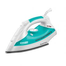 Russell Hobbs 17902 Steamglide Clothes Iron 2200w 2m Lead Self Clean 300ml Blue