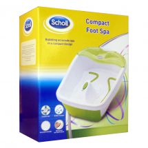 Scholl DRFB7017UK Compact Design Relaxation And Therapy Treatment Foot Spa - New