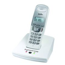 Binatone Symphony 2200 Single White DECT Digital Cordless Home Phone Caller ID