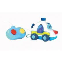 Tomy My First Remote Control Wheeled Police Car