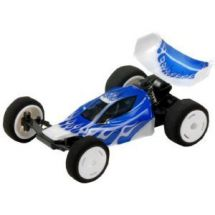 Tomy 71706 High Speed Remote Control Stunt Car Buggy Rechargeable 1:32 Blue New