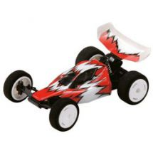 Tomy 71706 High Speed Remote Control Stunt Car Buggy Rechargeable 1:32 Red New