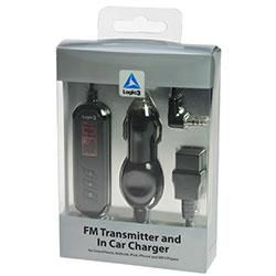 Logic3 Car Charger for iPods