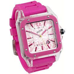 Urbanz Hot Pink Girls Watch