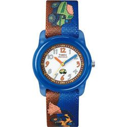 Timex Childrens Boys Dumper Truck Digger Analogue Watch