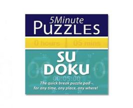 Holland Publishing Five Minute SuDoku Puzzles 972H