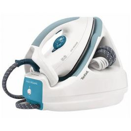Tefal GV5225 4 Bar Continuous Steam Station Generator Clothes Iron 1l Tank White