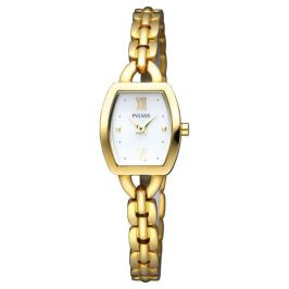 Pulsar Ladies Gold Coloured Watch PJ5404X1