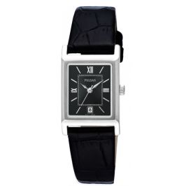 Pulsar Ladies Black Dress Watch PXT631X1